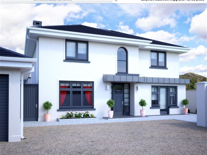 Main image for Site,At Ballyman Road,Enniskerry,Co. Wicklow
