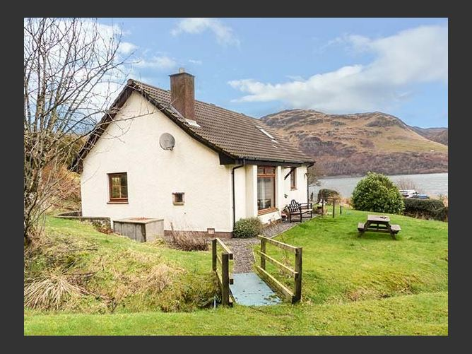 Main image for The Cabin,Letterfearn, The Highlands, Scotland