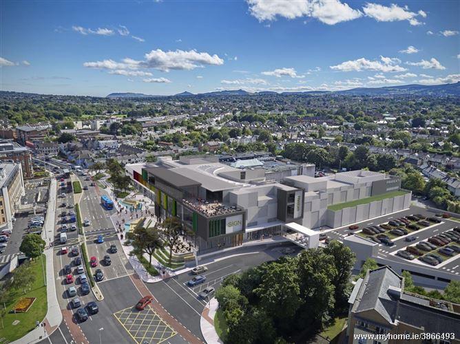 Frascati Shopping Centre, Blackrock, Co. Dublin