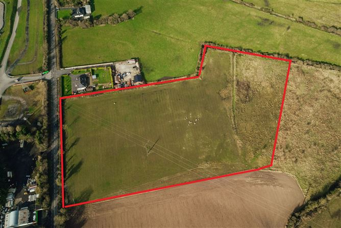 Main image for Land c. 10 Acres, Donore, Caragh, Kildare