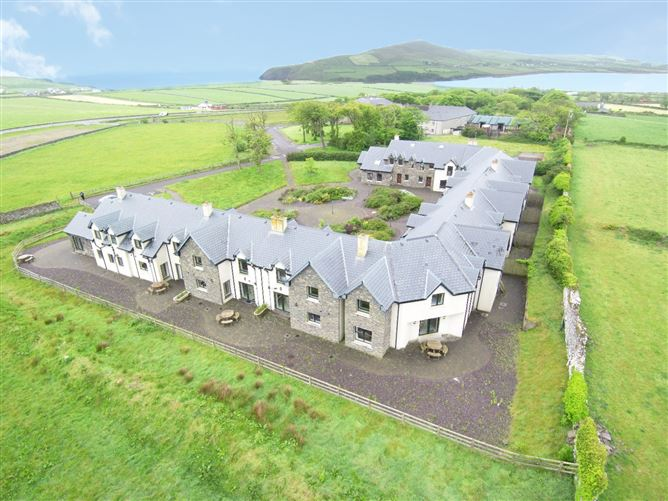 Main image for Ballintaggart House and Lands, Ballintaggart, Dingle, Co. Kerry