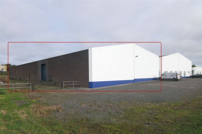 Main image for Industrial Unit Extending to c. 1625 sq.m., Whitemill, Co. Wexford