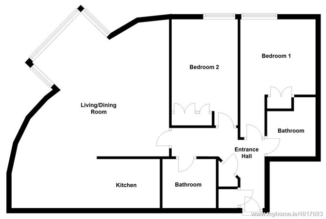 4 The Beeches, Dunstaffnage Hall, St. Brigid's Church Rd, Stillorgan