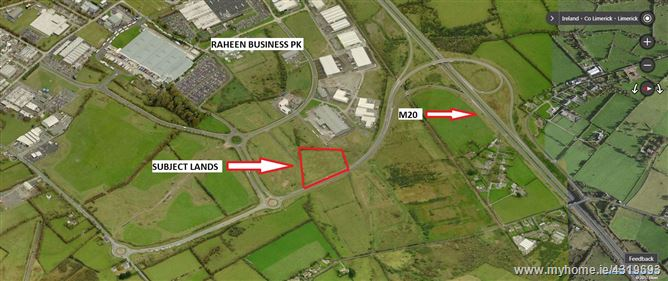 Raheen Business Park (Lands)