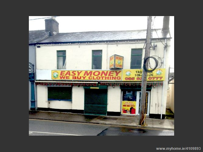 Retail Unit, 9 Dublin Road, Bray, Wicklow