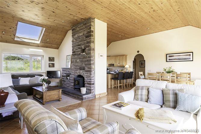 Main image for Clifftop House ,Kinard West, Dingle Peninsula, County Kerry 0000