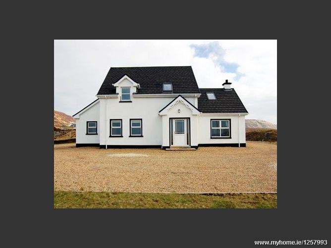Main image for Teach Ban (White House) - Glencolmcille , Donegal