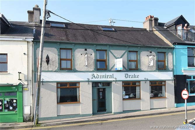 Main image for The Admiral Drake, Lower Road, Crosshaven, Cork