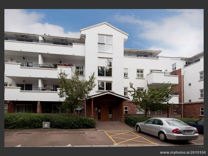 Apartment 106 Belfield Park (adjacant Radison Hotel), Booterstown, County Dublin