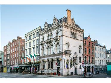Photo of Dublin Citi Hotel & Trinity Bar, 46-49 Dame Street, Temple Bar, Dublin 2