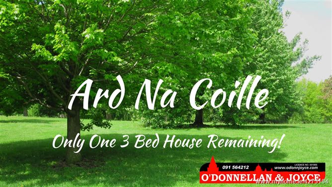 Main image for Coill Bruchlain, Mountain Road, Moycullen, Galway