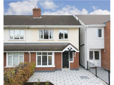 27 Glencairn Avenue, The Gallops, Leopardstown, Dublin 18
