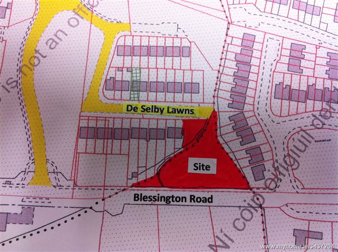 Site at De Selby Lawns, Blessington Road, Tallaght, Dublin 24