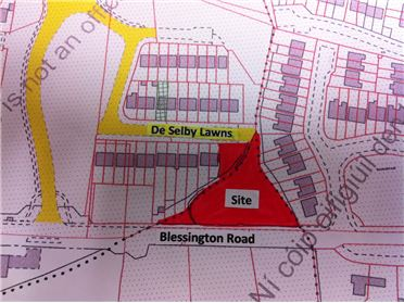 Main image of Site at De Selby Lawns, Blessington Road, Tallaght, Dublin 24