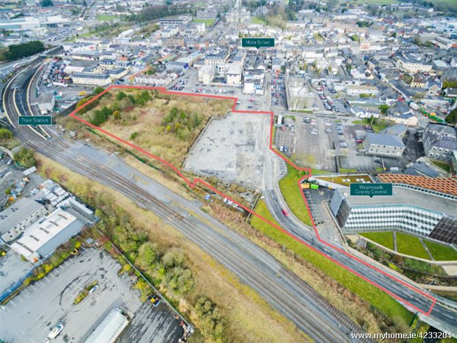 Main image for Town Centre Site, Mullingar, Co Westmeath