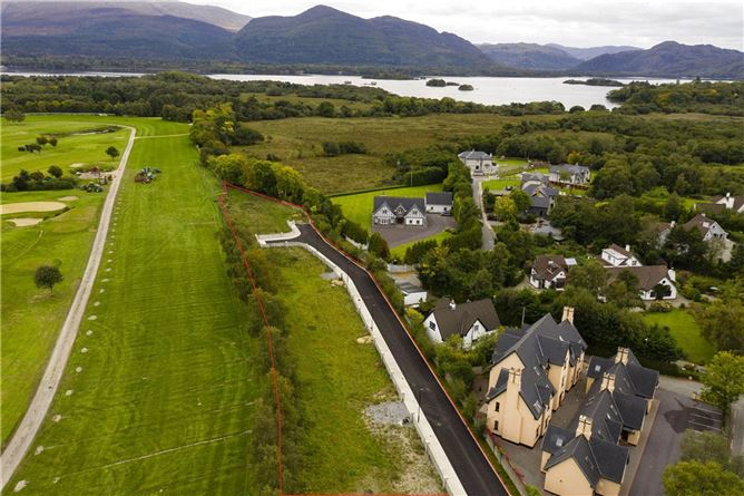 Main image for Serviced Sites, Castle Drive, Ross Road, Killarney, Co. Kerry