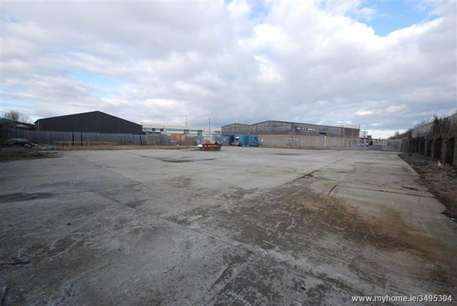 20,000sq.ft. yard,Whitestown Industrial Estate, Tallaght, Dublin 24