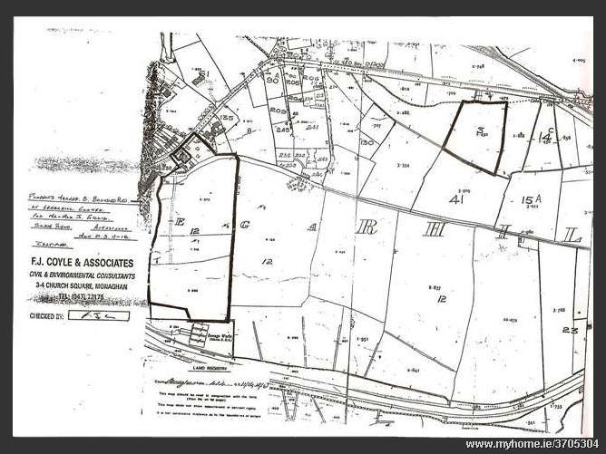 c.9 acres Legar Hill, Clones, Monaghan