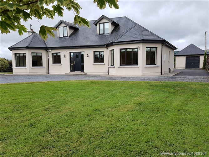 Oaklands, Green Road, Ballycarney, Carlow