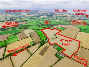 Property image of 47 Acre Farm, Lisdornan, Julianstown, Meath