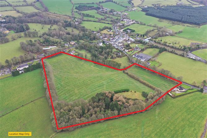 Main image for Development Land c. 18.5 Acres, Donard Village, Donard, Wicklow