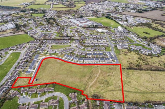 Main image for Devl. Site FPP 73 Res. Units, Milehouse, Enniscorthy, Wexford