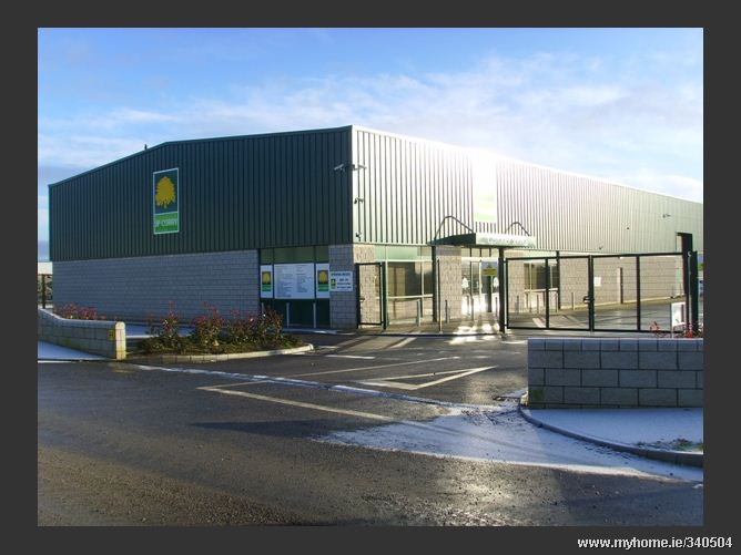 Former JP Corry Premises, Axis Business Park, Tullamore, Co. Offaly