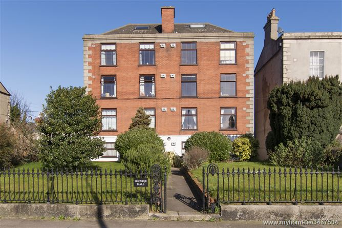 Leinster Hall,Leinster Road, Rathmines, Dublin 6