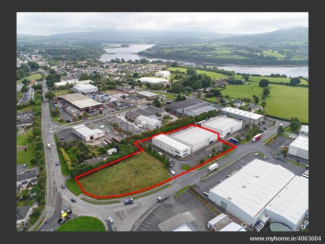 Main image for Units D2a, D2b, D3 & 0.36 ha site, Blessington Industrial Estate, Blessington, Co. Wicklow