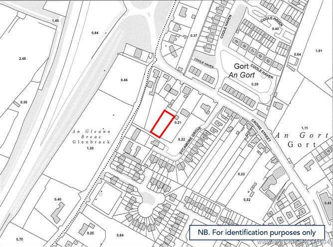 Image for Residential Lands Comprised within, Folio GY103364F, Sycamore Grove, Gort, Co. Galway