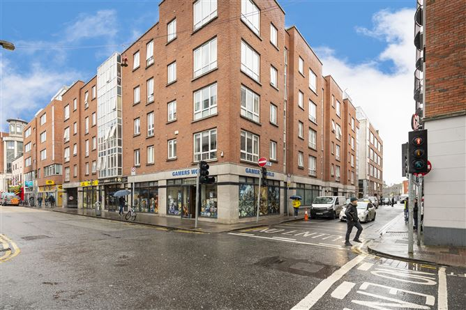 Apt 13, 1 Jervis Street, North City Centre, Dublin 1