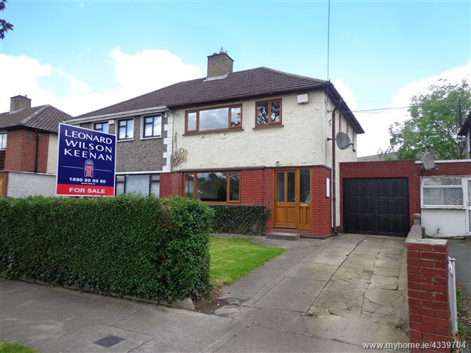 Main image for 95 Shanliss Road, Santry,   Dublin 9