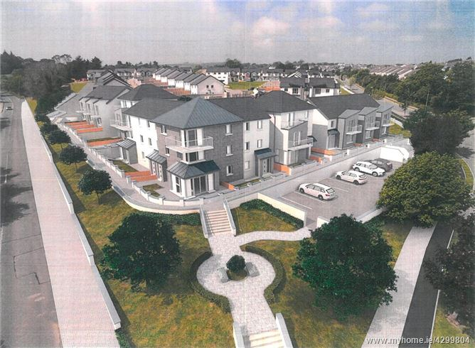 Signature Block, The Meadows, Marlton Road, Wicklow Town, FINAL PHASE