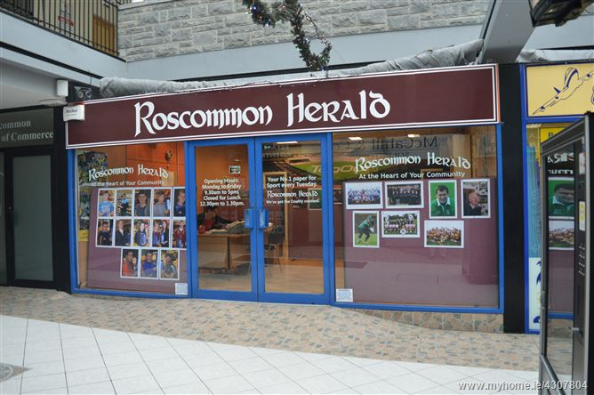Main image for 1a Stonecourt, The Square, Roscommon, Roscommon