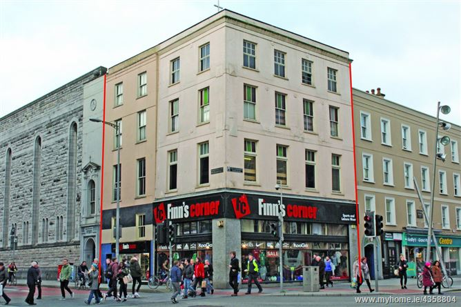 Main image for Prime Retail Opportunity 79/80 Grand Parade Cork