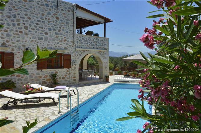 Villa Amour, Kefalas, Crete, Greece