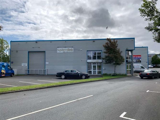 Main image for Unit 1, Greenhills Business Park, Greenhills Road, Tallaght, Dublin 24