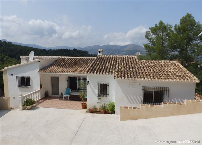 Main image for Benidoleig, Costa Blanca North, Spain