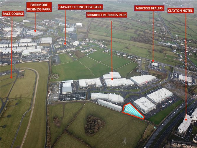 Main image for Briarhill Business Park, Briarhill, Galway City