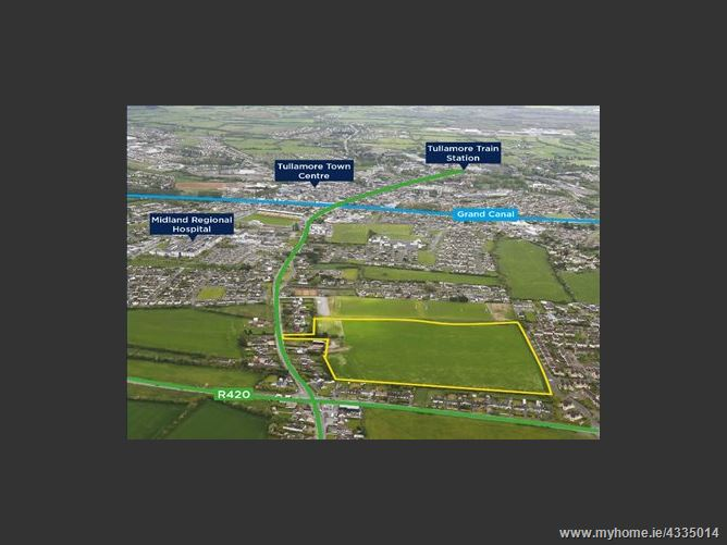 Main image for Lands at Arden Road, Tullamore,  Co Offaly
