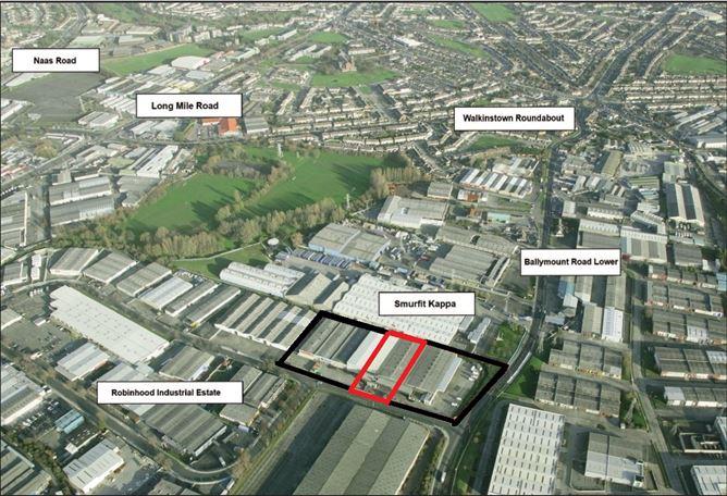 Main image for Robinhood Industrial Estate,, Walkinstown, Dublin 12