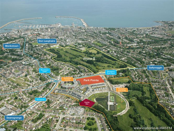 Creche Site at Honeypark, Upper Glenageary Road, Dun Laoghaire, Dublin
