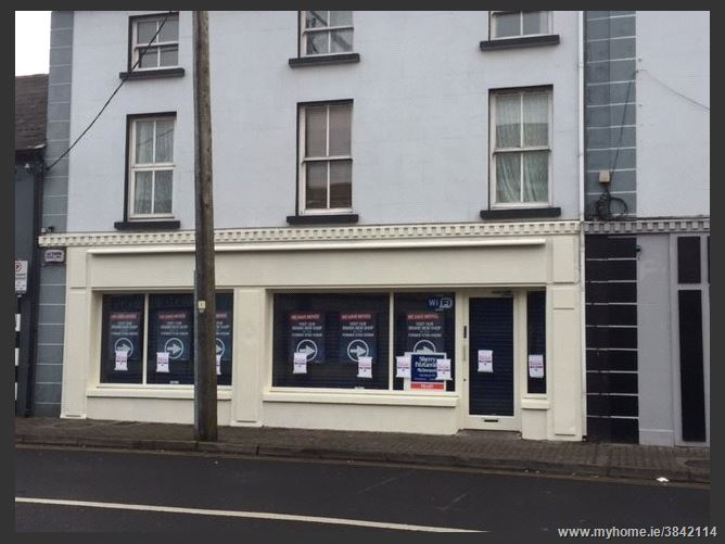 Ground Floor Retail Unit, Stanhope Street, Athy, Co. Kildare