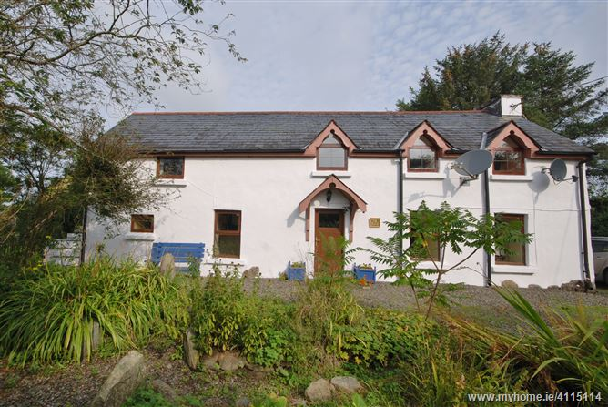 Half-Hidden Cottage, Cullenagh East, Skibbereen, Cork