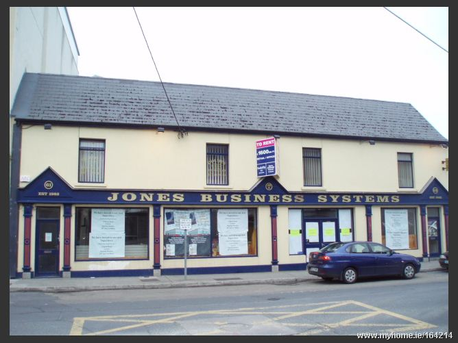 Jones Business Systems, Burrin Street, Carlow