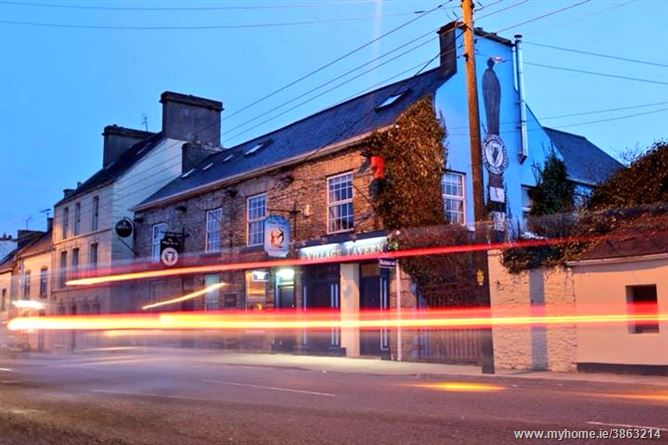 Village Tavern, Main Street, Mountcharles, Donegal
