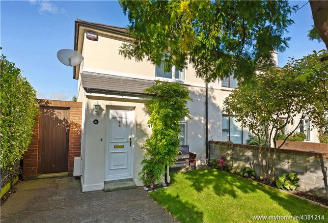 Main image for 27 O'Donnell Gardens, Glasthule, Co Dublin A96 K5R7