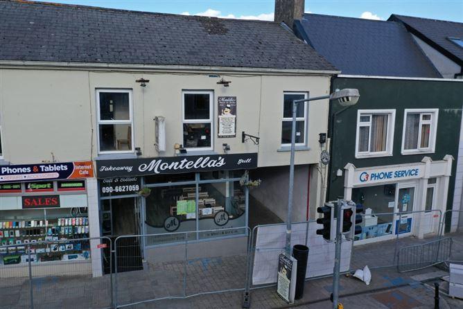 Main image for Montellas, Main Street, Roscommon, Roscommon