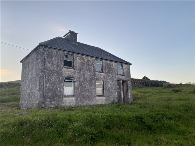 Main image for Ref 949 - Old Farmhouse & Ruin, Coom, Ballinskelligs, Kerry