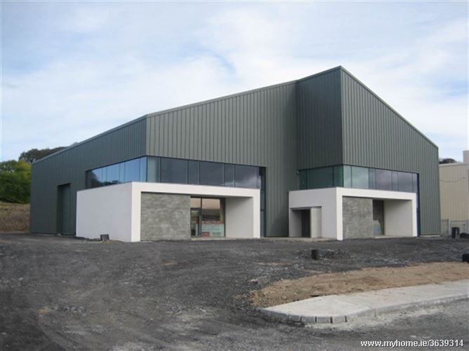 For Sale/To Let -Unit 21 Architect Designed Commercial /Industrial Unit C. 1,070 Sq Mtrs (C. 11,500,  Westport,  Co.  Mayo.